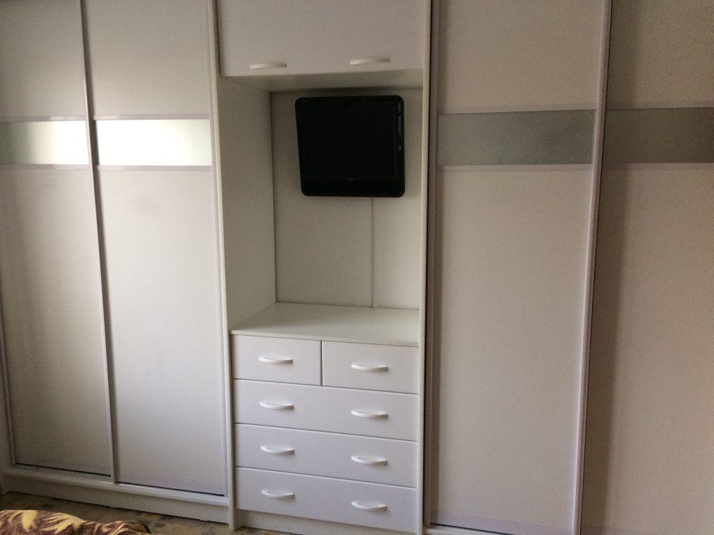 Шкафы купе + комод